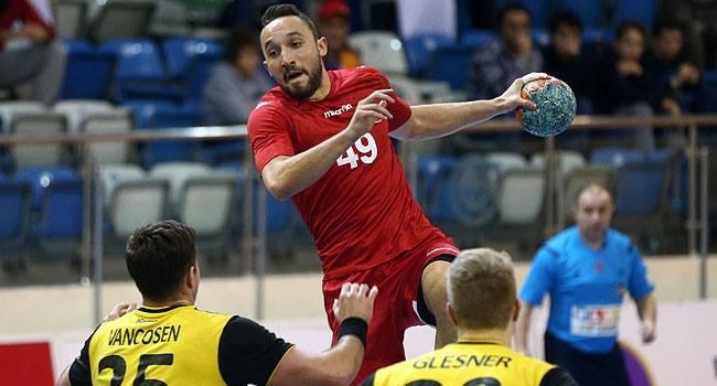Avrupa hentbolunda tek Türk oyuncu!