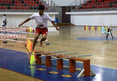 Beden Eğitimi ve Spor Yüksekokulu Özel Yetenek Sınavı Tamamlandı