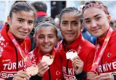 Avrupa Kros Şampiyonası'nda 2 altın madalya